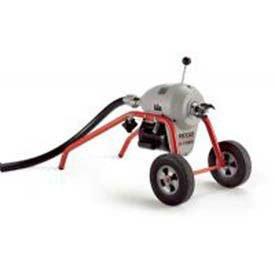 Ridgid K-1500 B Frame W/Pin Key, Rear Guide Hose & Mitt, 115V, 60HZ, 710RPM, 3/4HP ()