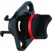 SEACHOICE PROD 18641 Drain Plug Nylon Black
