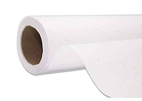 - Table Paper. 12 rolls of Exam Table paper 21 inch x 225 Feet. Smooth paper for exam tables. Strength, Protection and Cleanliness.