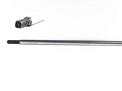 Doctor Machine - Barra de transmisión Cuadrada de 6 mm para ...