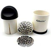 Graty Gourmet Cheese Grater-as Seen on Tv by OneSquare ()