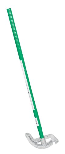 "Greenlee 840AH Site Rite Aluminum Hand Bender Head With Handle For 1/2"" EMT"
