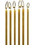 100% USA Beeswax 3'' Birthday Candles (Bag of 120)