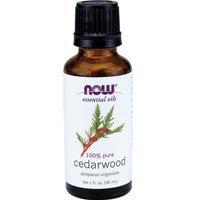 Cedarwood Oil - 1 oz. Value Pack (4 Bottles)