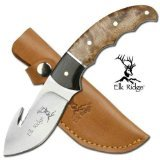Elk Ridge ER-129 Outdoor Fixed Blade Knife 8.5-Inch Overall Review