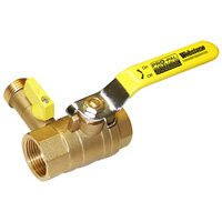 Buy webstone ball valve with drain