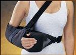 Corflex Shoulder Abduction Pillow Immobilizer Sling-M (30\