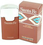 Santa Fe By Tsumura For Men. Cologne Spray 1.7 Oz
