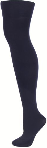 Navy Opaque Tights - 9