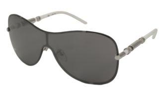 Givenchy Sunglasses - SGV455 / Frame: White Lens: Gray