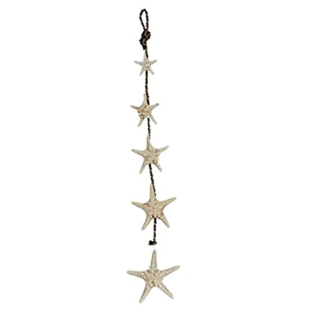 210CkRvvmiL._SS450_ Beachy Starfish and Seashell Garlands