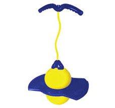 Goliath Zoingo Boingo The Flexible Freestyle Pogo Yellow by Goliath Games