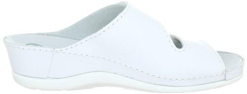 703790 Blanc femme Brinkmann Brun Dr Cuir Chaussures Tz45wHq