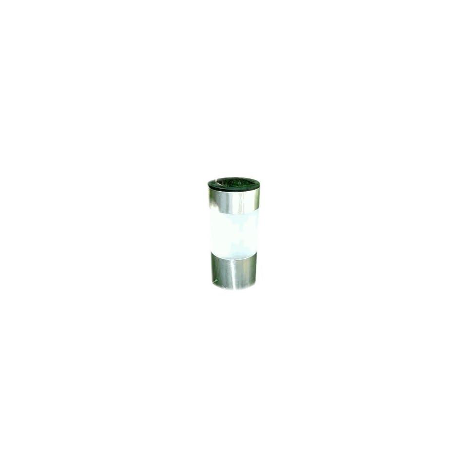 Stainless Steel Tube Solar Light (Short) (Set of 4)