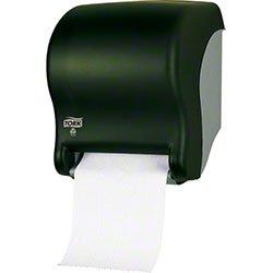 Zoom Supply Sca 86eco Tork Towel Dispenser Elegant Black Commercial Grade Automatic