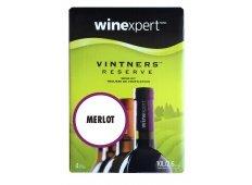 Wine Kit - Vintner's Reserve - Merlot - Red Usa Merlot