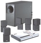 Bose LS12IIBLK Lifestyle 12 Series II Home Theater System (Black) (Discontinued by Manufacturer)