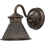 Home Decorators Collection Essen Outdoor Antique Copper 6 in. Wall ()
