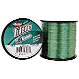 (Trilene Big Game Mono 30Lb 440yd Quarter Spool Green)