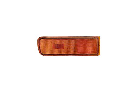 - Fits 1995-1999 Nissan Maxima Front Side Marker Light Passenger Side NI2551126 from 1/95; end of front cover mounted - replaces 26180-40U26