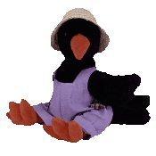 (Ty Attic Treasure - Cawley The Crow)