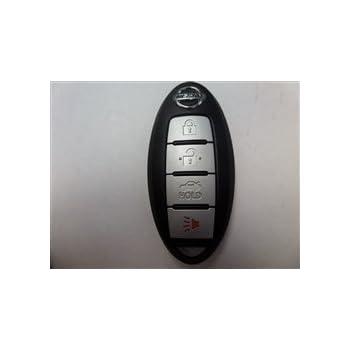 kr5s180144014 nissan altima factory oem key fob keyless entry car remote alarm. Black Bedroom Furniture Sets. Home Design Ideas