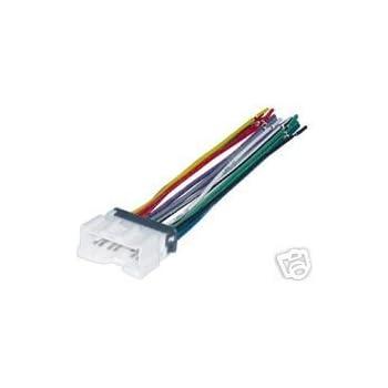 amazon com stereo wire harness suzuki xl 7 xl7 03 04 05 06 car rh amazon com  suzuki xl7 radio wiring diagram