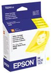 Inkjet Cartridge for Epson Stylus Photo 2200 (T034420 Yellow Inkjet)