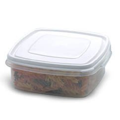 Rubbermaid Servin Saver White Square Container 1.3 Qt. (only 1 left)