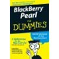 - BlackBerry Pearl For Dummies by Kao, Robert, Sarigumba, Dante, Kao, Marie-Claude, Sarigumba, [For Dummies, 2007] (Paperback) [Paperback]