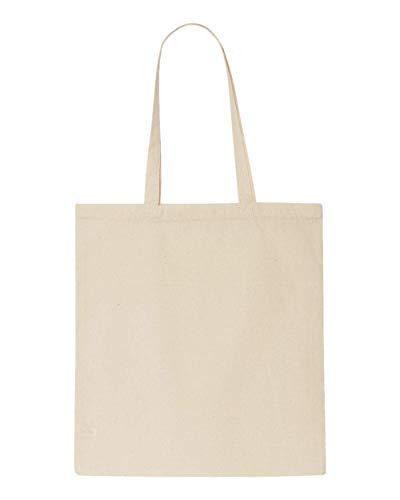 Bolsa de compras de algodón natural - Cantidad de 1/5/10/25/50/100 ...