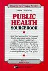 Public Health Sourcebook, Wilcox, 0780802209