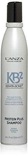 (L'ANZA KB2 Protein Plus Shampoo, 10.1 oz.)