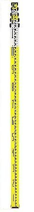 CST/Berger 06-805MMM Aluminum Rod 5m Alternating Yellow/White Face