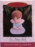 1993 Hallmark JOY- Mary's Angels # 6 in Series Ornament