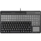 Cherry Spos Qwerty Keyboard Black 14 Usb W/ 3 Track Msr. Us 135 Layout W/ 32 Add. K ()