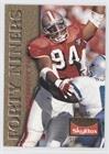 - Dana Stubblefield (Football Card) 1995 Skybox Premium - [Base] #121