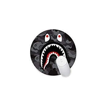 Amazon Com Round Gaming Mouse Pad Creative Custom Non