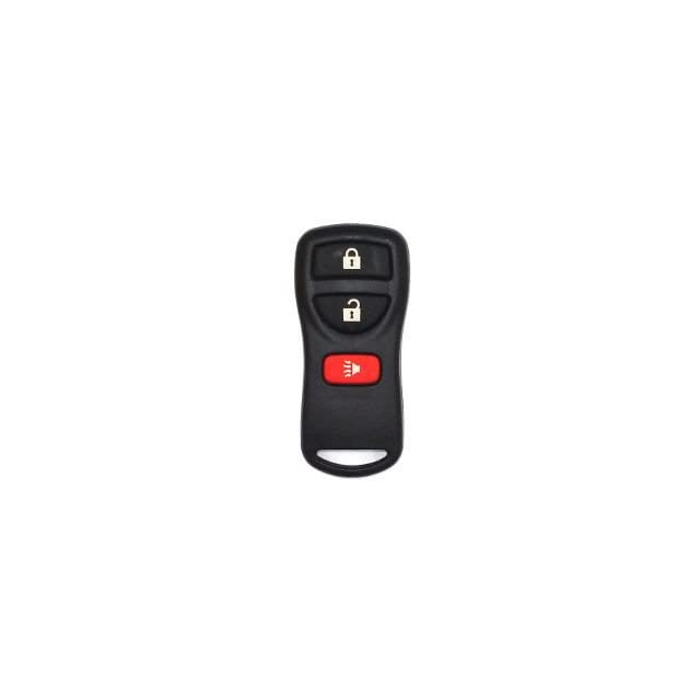 2005 05 Nissan Frontier Nissan Keyless Entry Remote   3 Button