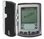 RhinoSkin Aluminum HardCase for Palm m500/m515 Series