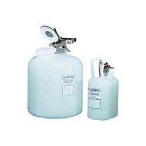 SEPTLS40012161 - Justrite Self-Close Corrosive Containers for Laboratories - (Self Close Corrosive Containers)