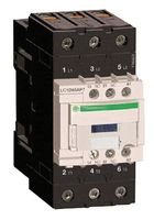 Schneider Electric Lc1d50abd Contactor, Non-reverse, 50a(ac3) 80a(ac1), 3pst-no
