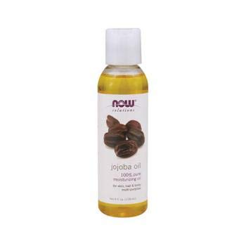 Soluciones, Aceite de Jojoba, 4 onzas líquidas (118 ml) - Now Foods