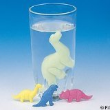 Fun Express Growing Dinosaurs Action Figure (Set of 48) ()