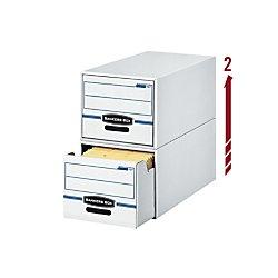FEL00722 - Bankers Box Stor/Drawer File Drawer Storage Box (Bankers Box Drawer Storage)