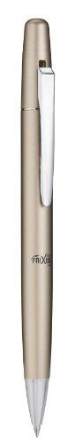 (Pilot Frixion LX Retractable Erasable Rollerball 0.7 mm Tip - Gold Barrel, Single Pen)