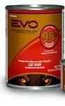 EVO 95% Turkey and Chicken Canned Cat Food – 24×5.5 oz, My Pet Supplies