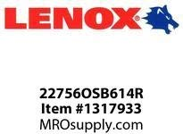 Lenox 22756OSB614R RECIPS-BARCODE-OSB614R 6 X3/4X035X14-150X20X09X18 (Pack of 50) by Lenox Tools
