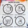 AIR WICK Essential Mist Refill, Mandarin & Sweet Orange 1 ea (Pack of 6) by Air Wick (Image #4)