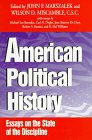 img - for American Political History: Essays on the State of the Discipline book / textbook / text book
